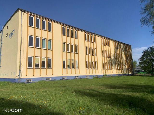 Biurowiec w centrum Nowa Sól z pozwoleniem