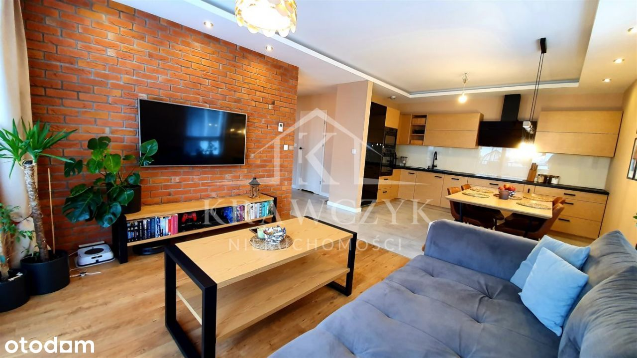 Nowoczesne 3 pokoje na cichym rodzinnym osiedlu
