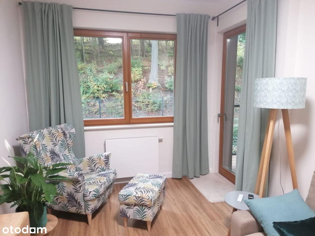 Nowy, atrakcyjny 2 pokojowy apartament w Gdyni