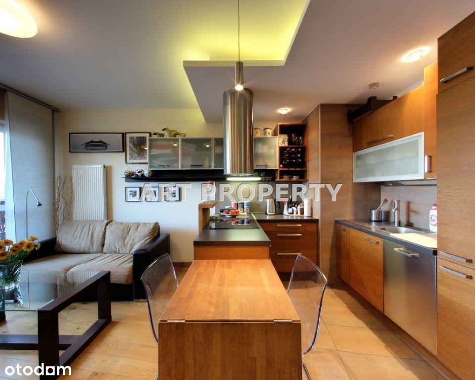 Mieszkanie, 36 m², Katowice