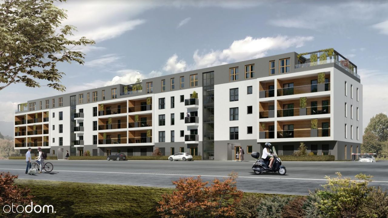 2 pokojowe mieszkanie z balkonem A-2-25 | AP