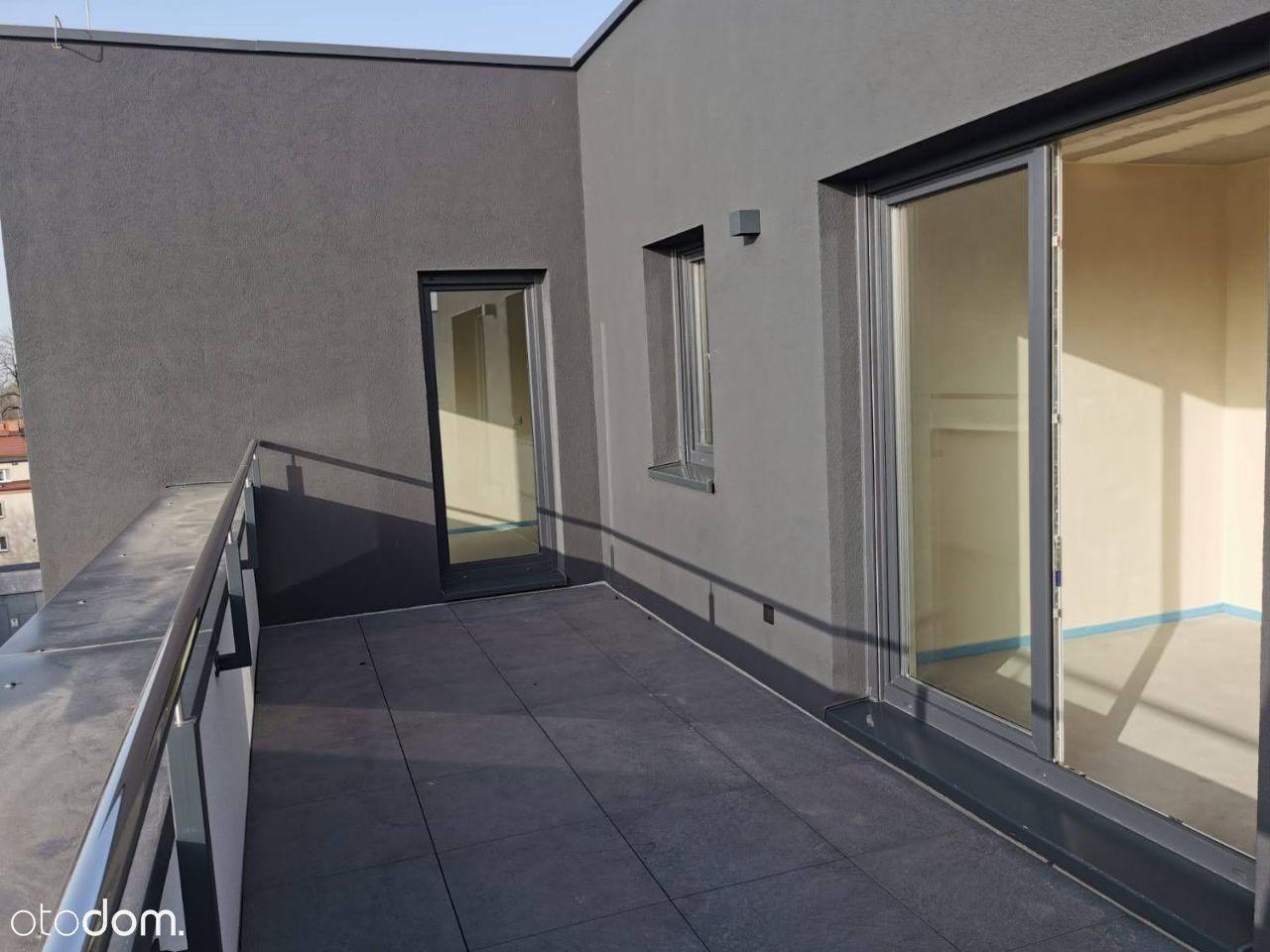 Apartament z tarasem 70,19m2 + 23,34m2