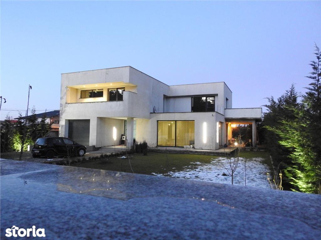 Trivale: vila moderna, 300 mp, teren 1000 mp