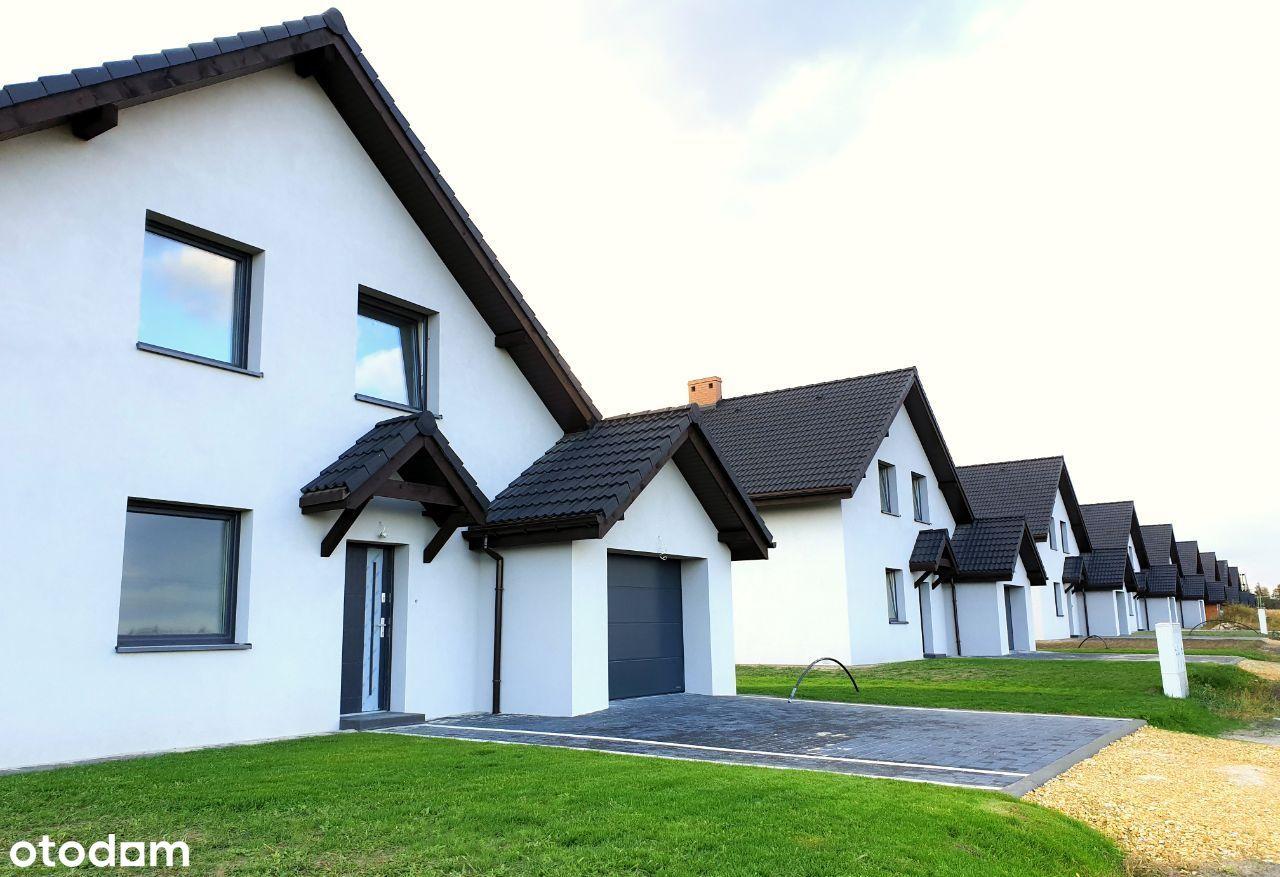 OSTATNIE komfortowe domy z dużym ogrodem - CENTRUM