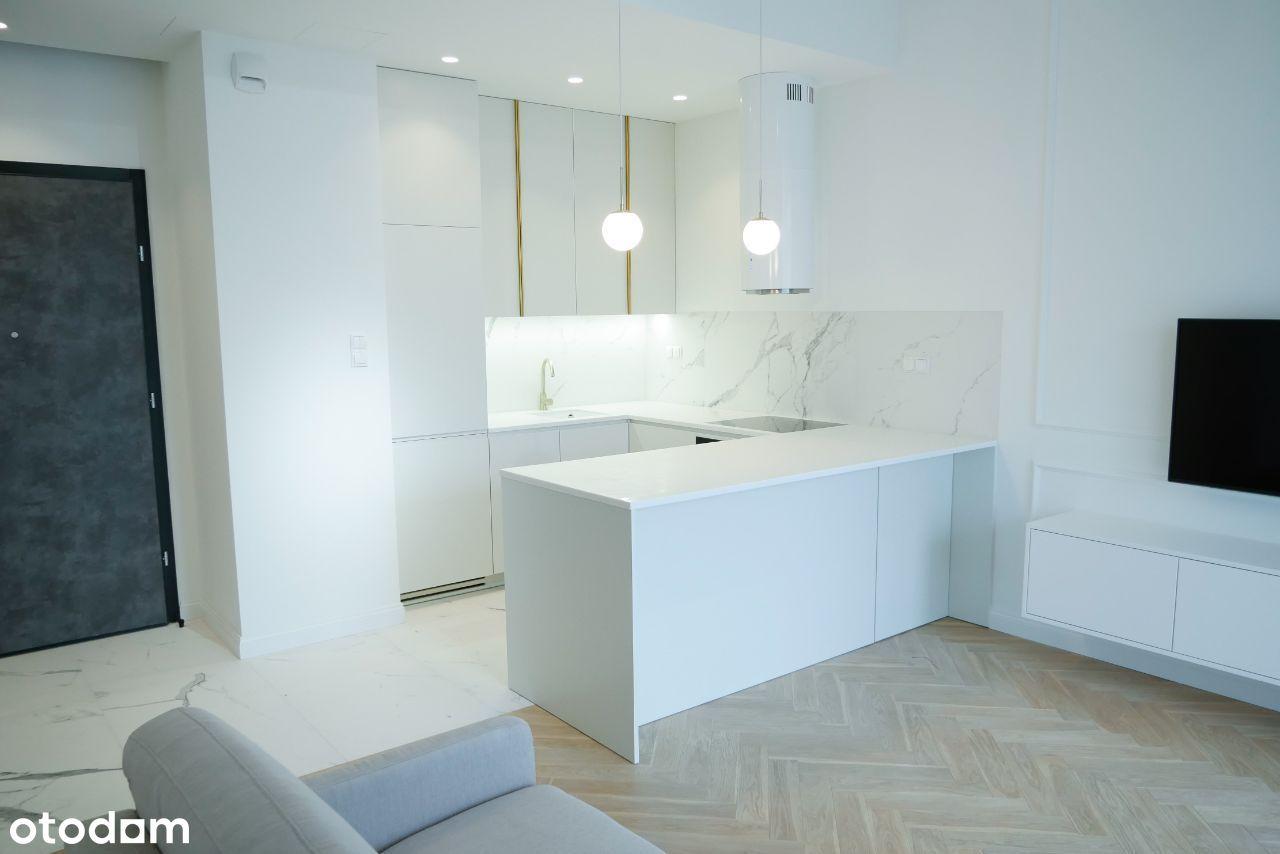Elektrownia Powiśle /apartament 60m2/ styl NY /203