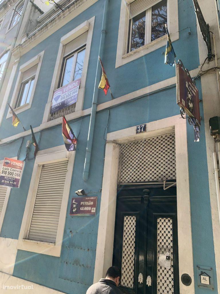 Hostel, Bairro Alto