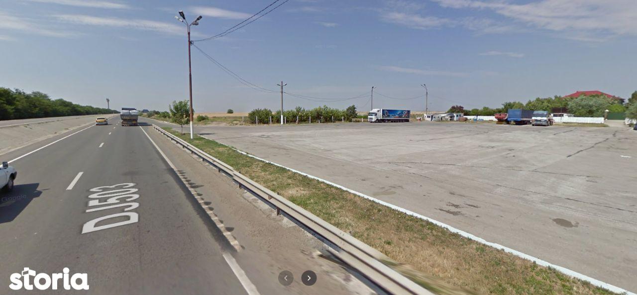 Teren Intravilan deschidere 100m la DN5 15 min de Bucuresti