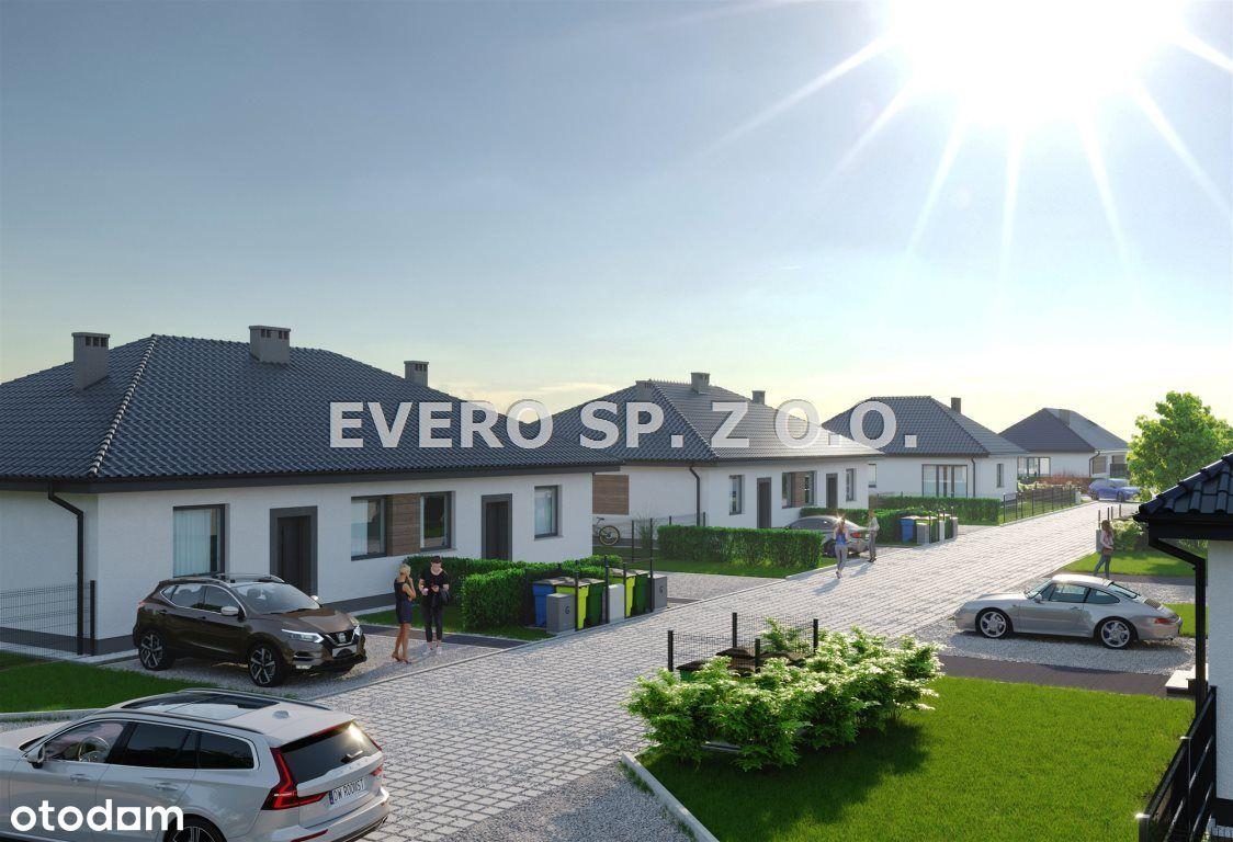 Dom, 81,18 m², Kamieniec Wrocławski