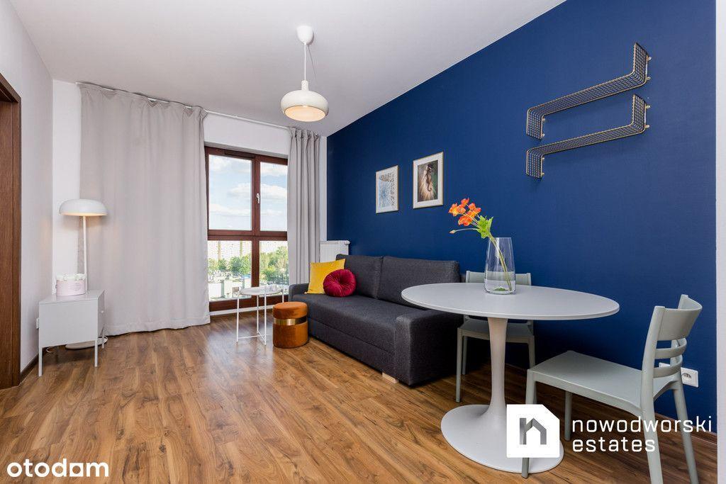 Przytulne mieszkanie 2 pok - przy metrze Młociny