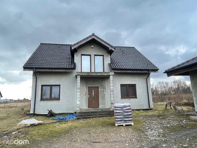 Syndyk sprzeda duży dom Brzezie k. Sulechowa,