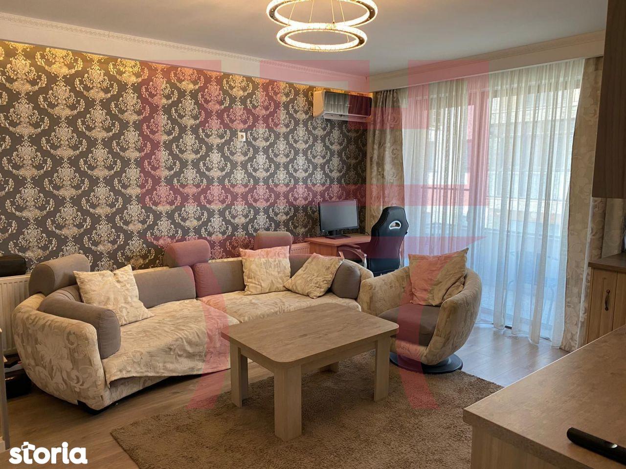 Vanzare apartament 3 camere mobilat Marasti + garaj, zona Muresului