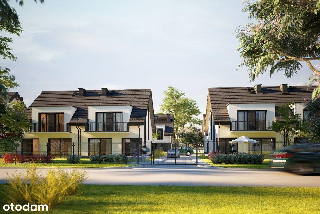 Dom bliźniak w inwestycji Zielony Zakątek | M10