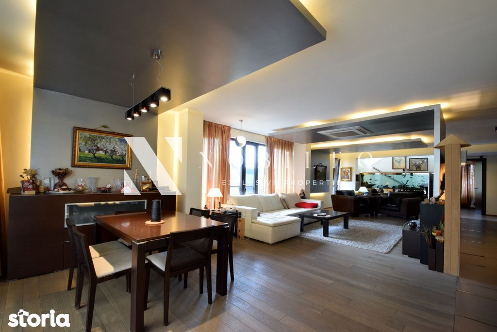 Duplex de vanzare cu gradina si 4 dormitoare   zona Floreasca