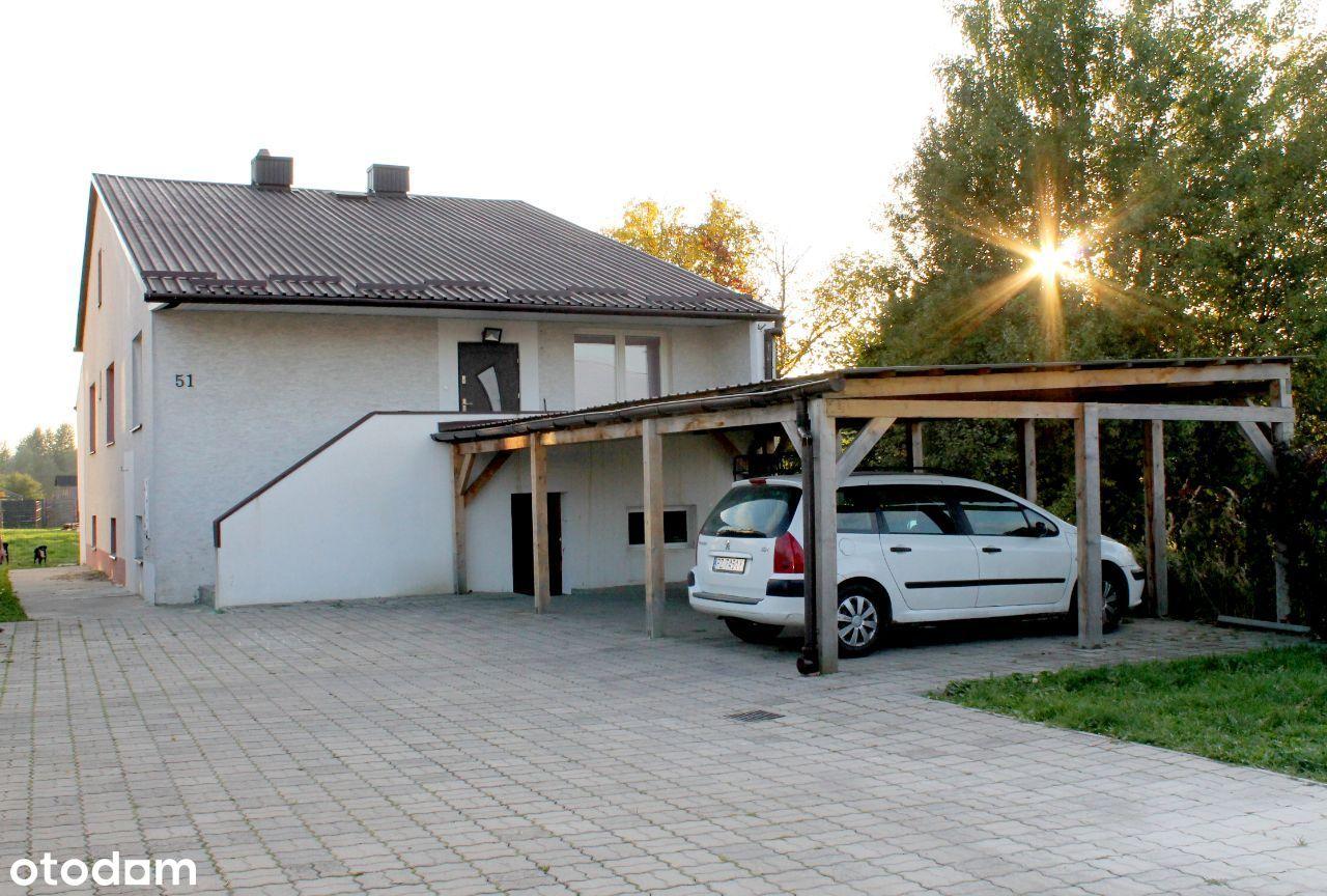 Sprzedam działkę + dom w Rzeszowie