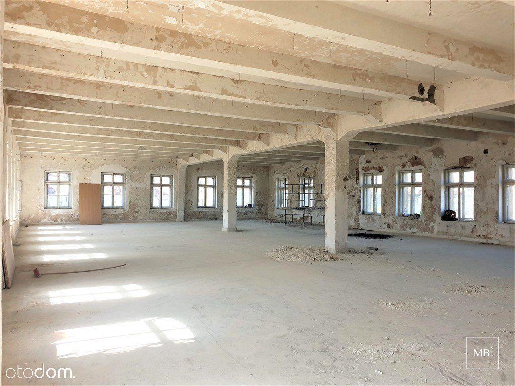 Budynek-z pozwoleniem na budowę - Hotel/Aparthotel
