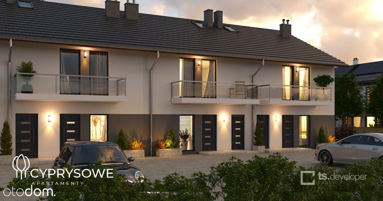 Cyprysowe Apartamenty ul. Wąska !!!!NOWOŚĆ!!!! E1