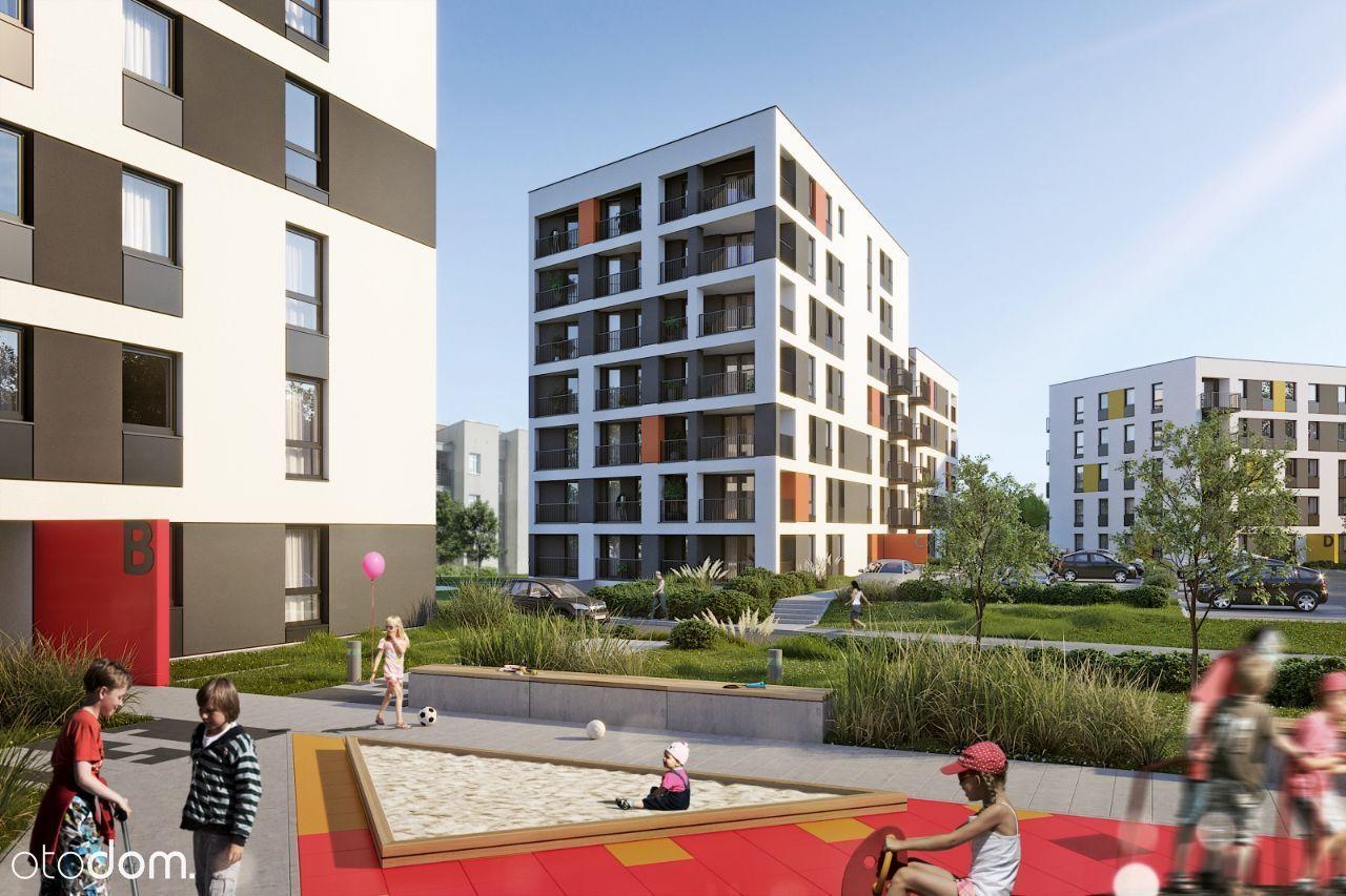 Gotowe mieszkanie w Inwestycji Osiedle Prymasa B26