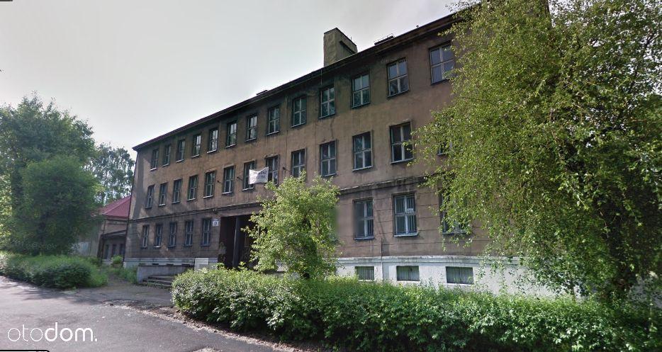 Stara szkoła 1800m2 do adaptacji na biurowiec, hos