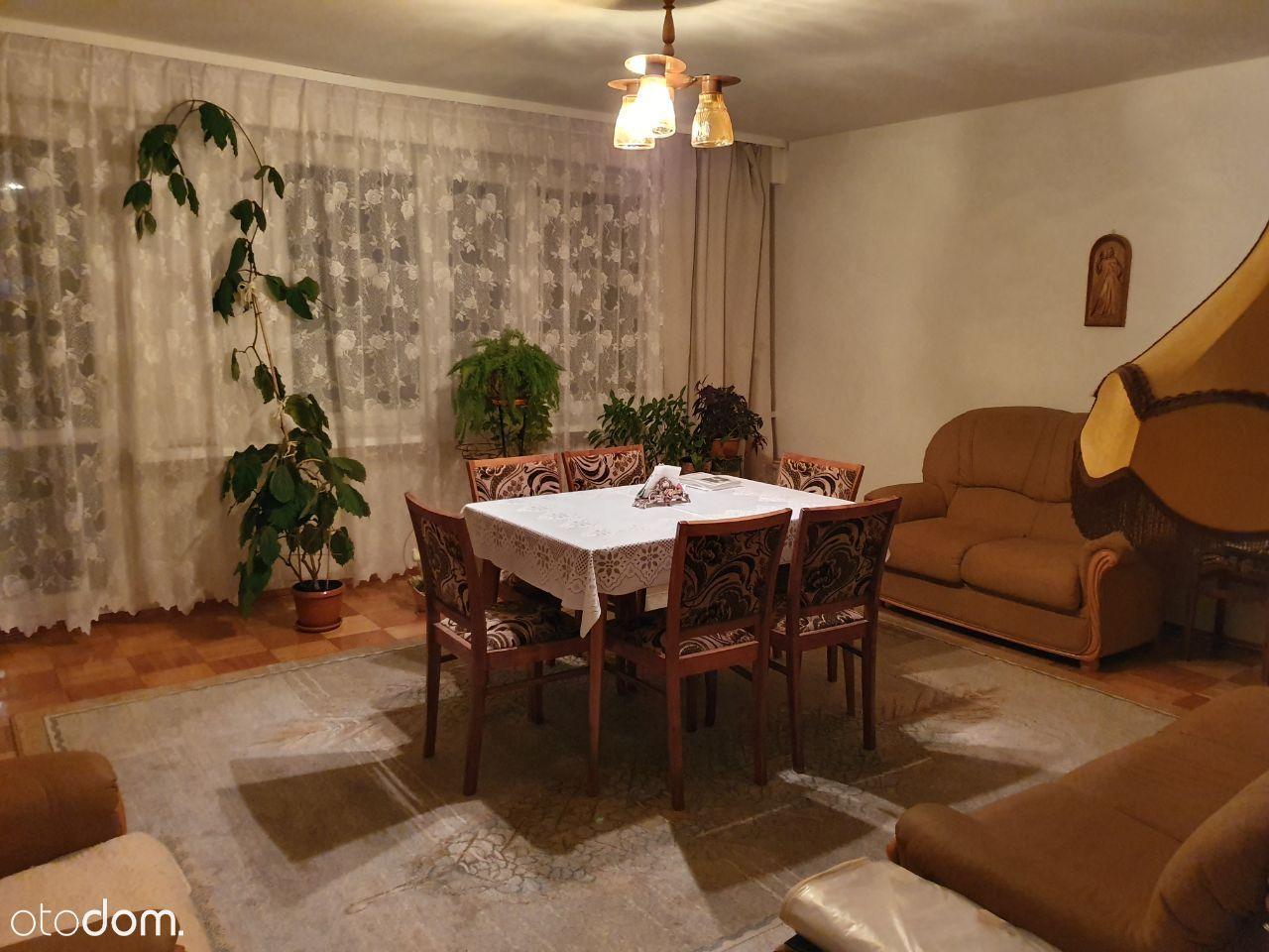 Mieszkanie - 60 m2 - 3 pokoje - duży balkon
