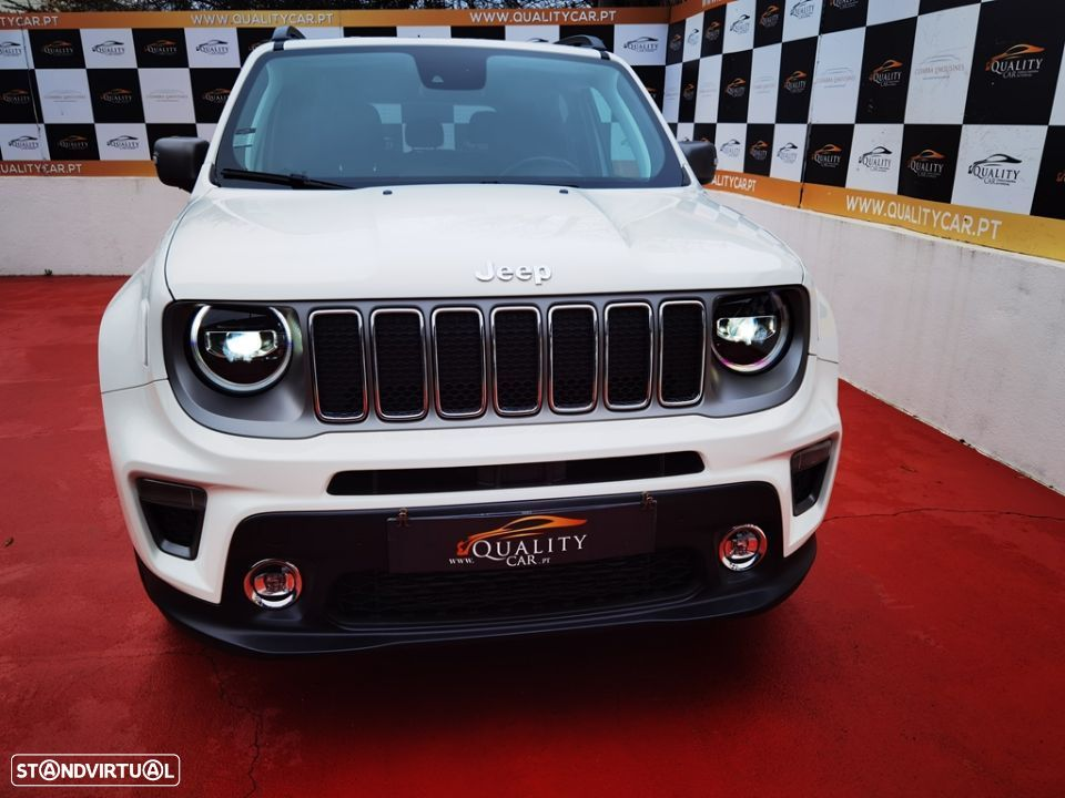 Jeep Renegade 1.6 MJD Night Eagle - 1