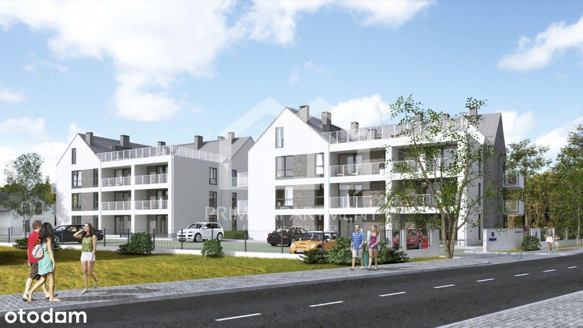 Apartament inwestycyjny na Wyspie Sobieszewskiej
