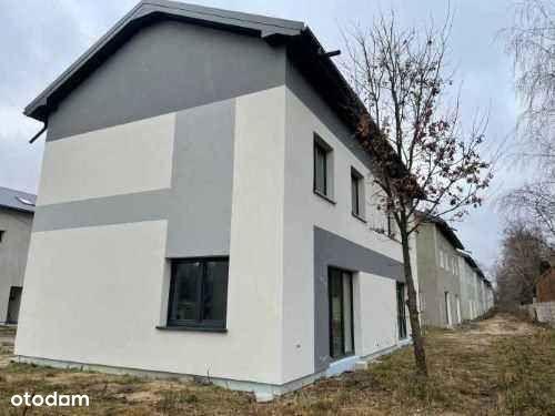 Tanie nowe duże mieszkanie z ogródkiem blisko Wwy