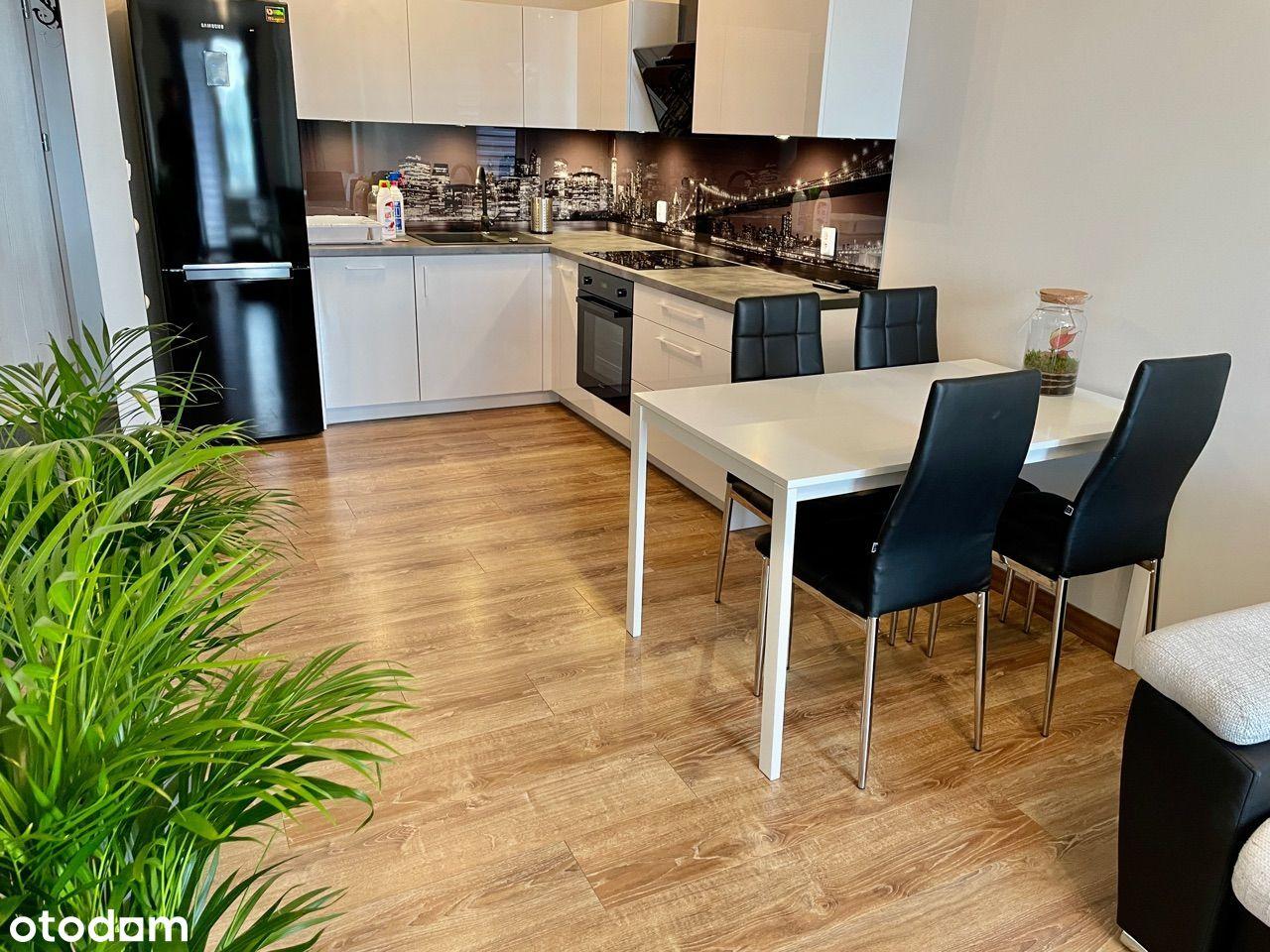 Słoneczne mieszkanie 2 pokojowe, centrum POTULICKA