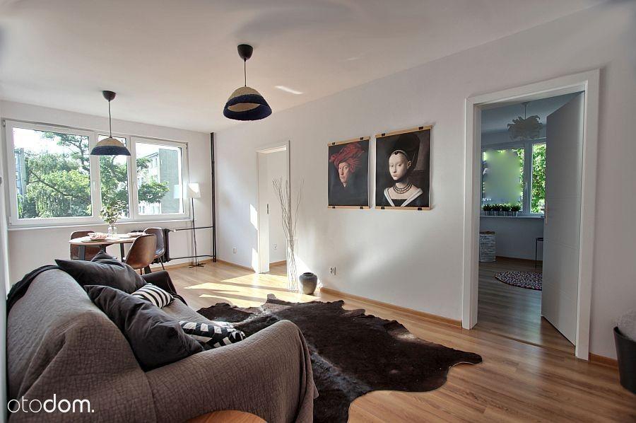 Słoneczne mieszkanie z balkonem