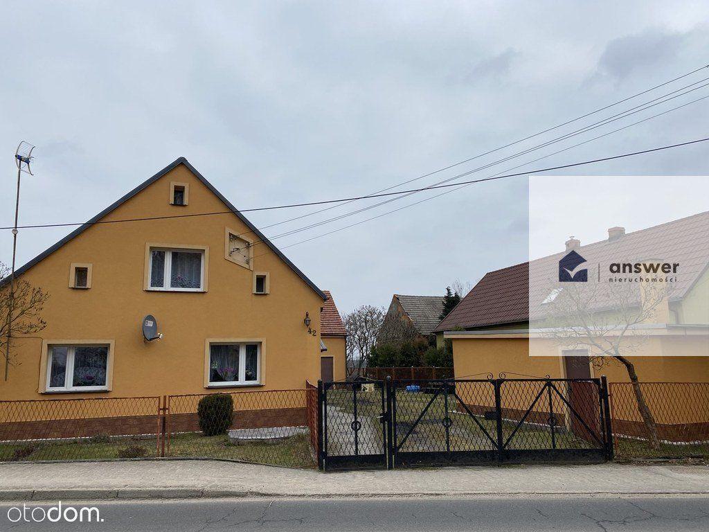 Jędrzychów ,dom wolnostojący z działka 18 arów