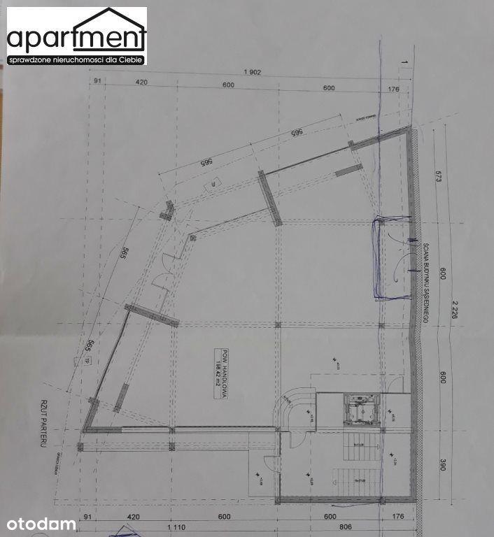 Działka, 373 m², Chrzanów