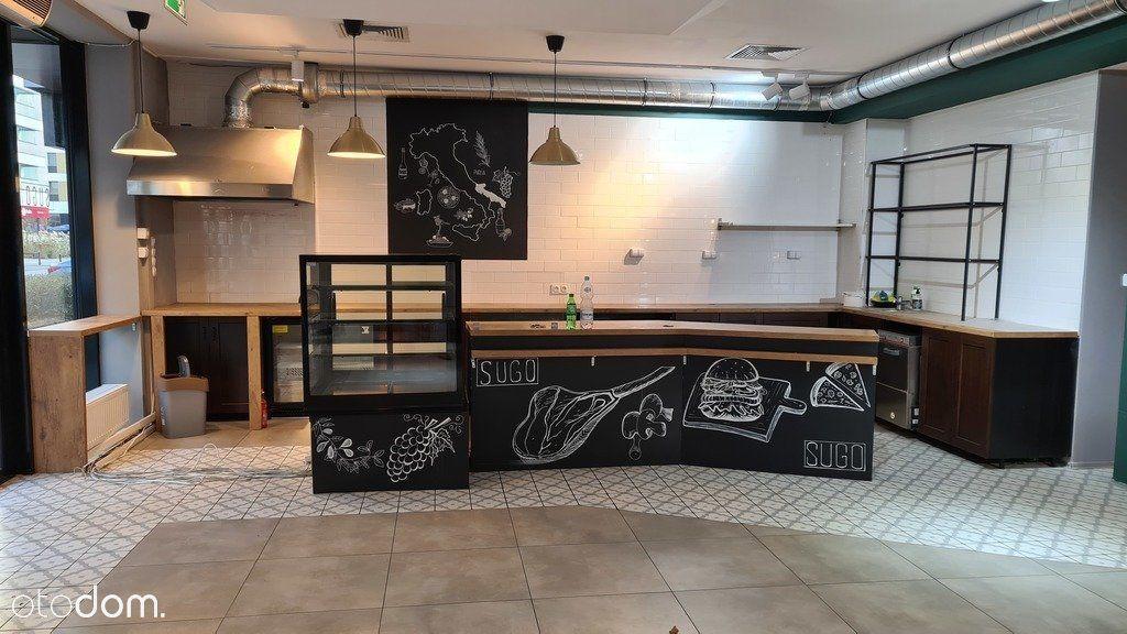 Gotowy Lokal Gastronomiczny - Wola