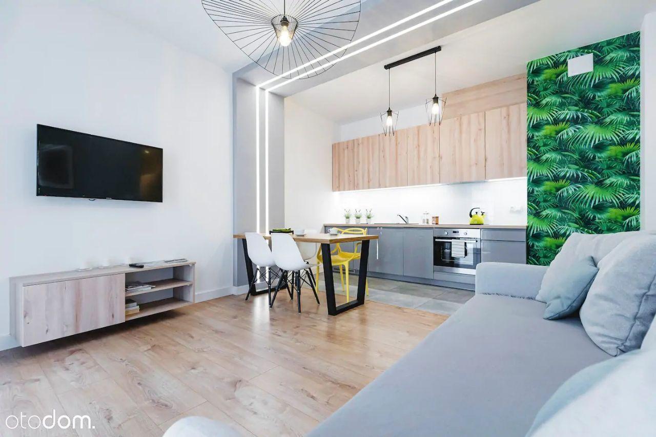 Apartament z balkonem-Kraków