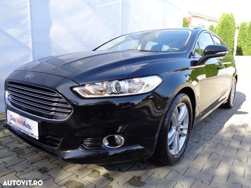 Ford Mondeo 2.0 - 38