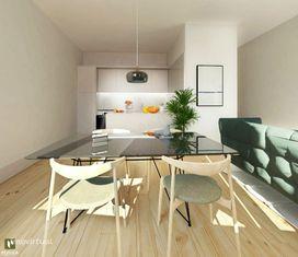 Apartamento T2 Dúplex em Cedofeita (Lapa)