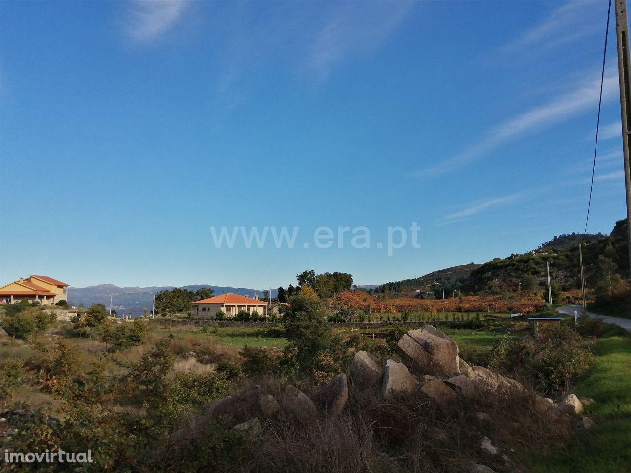 Terreno para construção com 16.550 m2 em Mondim de Basto