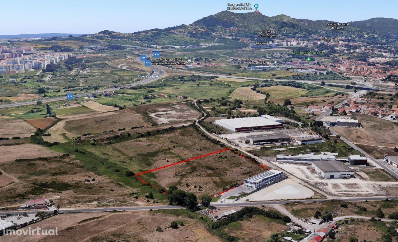Terreno Industrial 23.000 m2