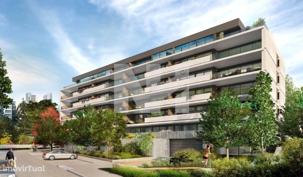 Apartamento T2 | Em Construção | C/ Terraço | Av. Da Boavista, Porto