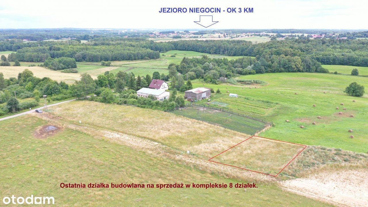 Działka budowlana w miejscowości Wronka za 69zł/m2