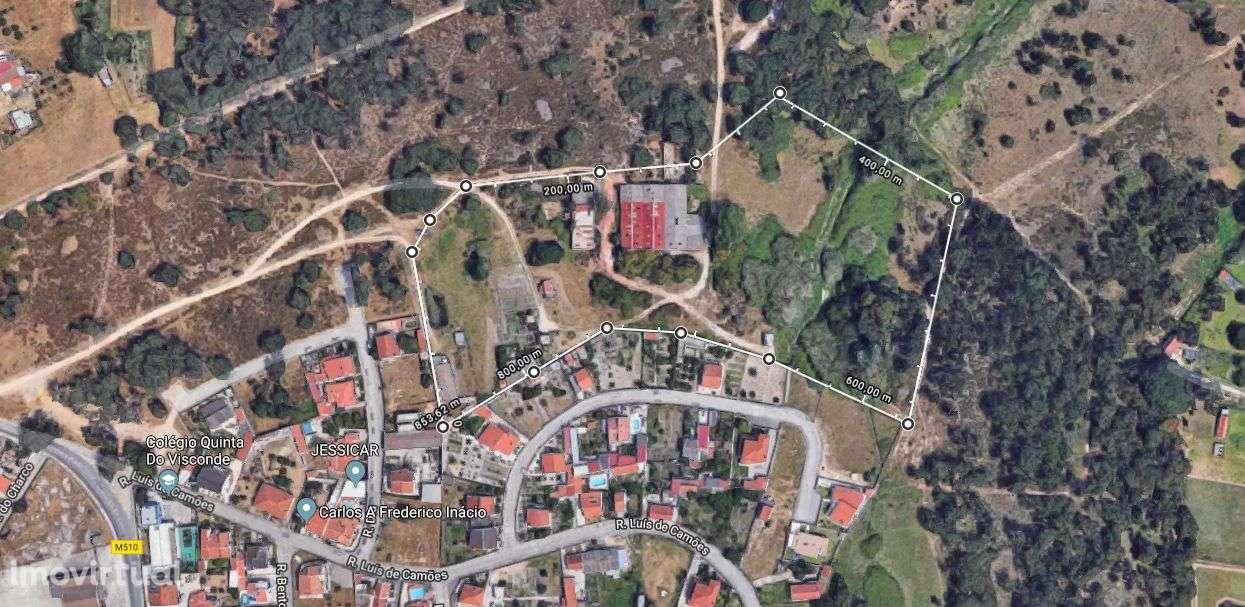 Terreno para comprar, Baixa da Banheira e Vale da Amoreira, Setúbal - Foto 1