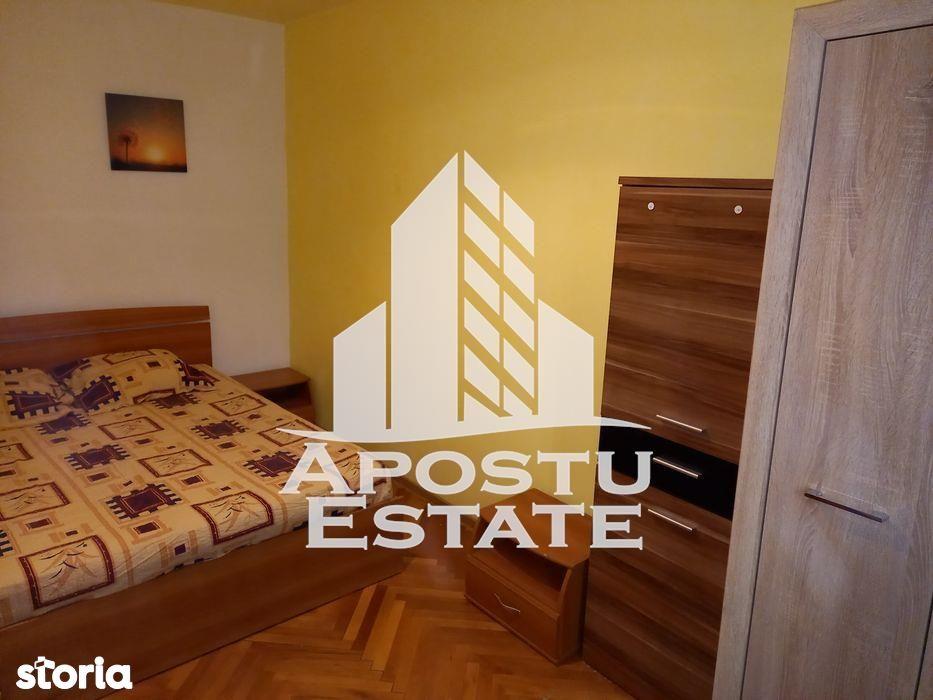 Apartament cu 2 camere, centrala proprie, in zona Dacia, DISPONIBIL IM