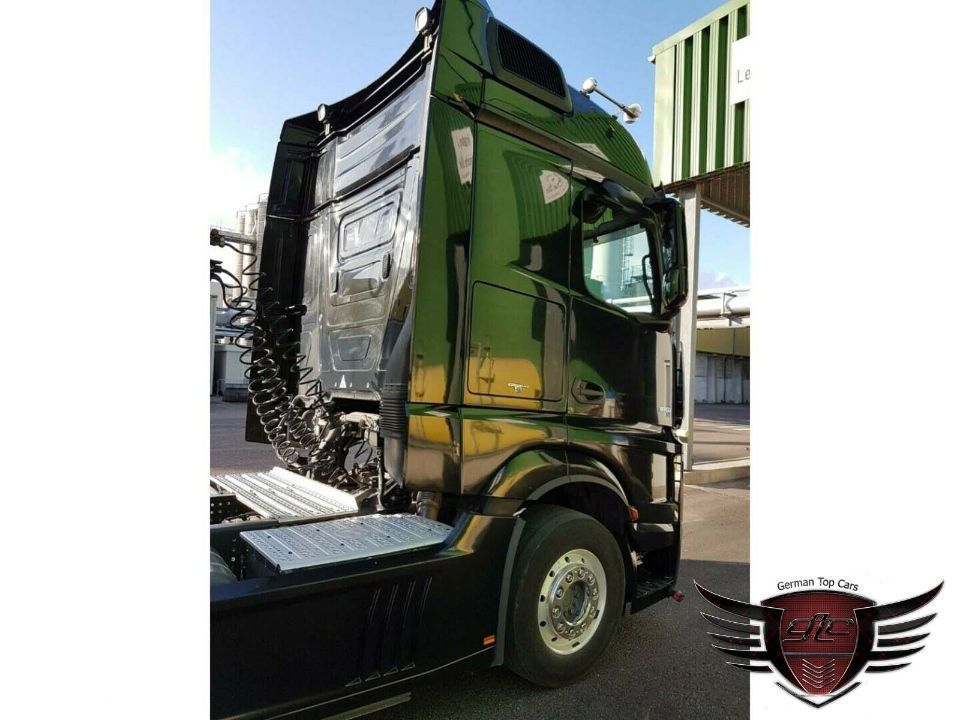 Mercedes-Benz Actros 1851 Big Space Euro 6 2015 Nr. Int 11409 Leasing - 1