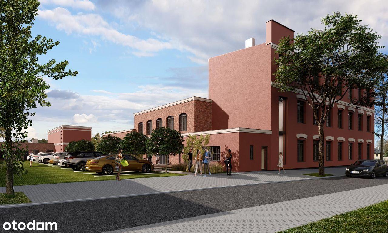 Budynek biurowy do adaptacji na mieszkania