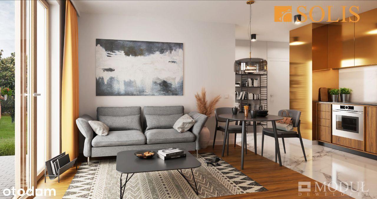M2, 4 pokoje, ogród, kameralna inwestycja