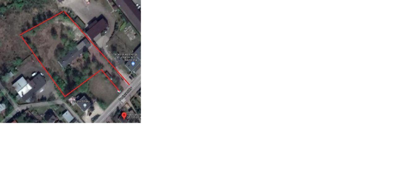 Wynajmę lokal uzytk wraz z działką 5000 m2 Leoncin