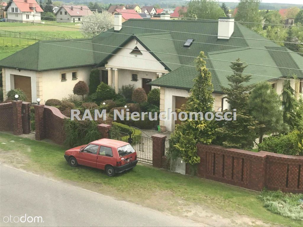 Piękna posiadłość w Radwanicach gm. Polkowice