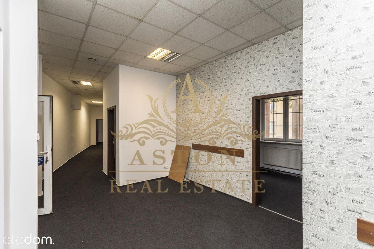 Przestronny lokal biurowy 275 m2 na Starym Mieście
