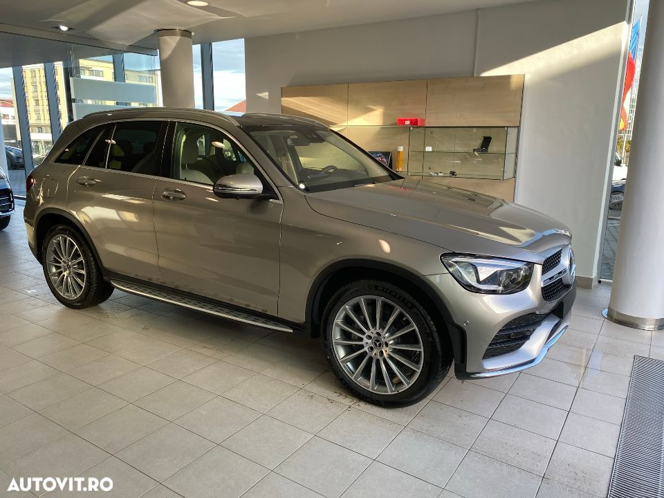 Mercedes-Benz GLC 220 - 3
