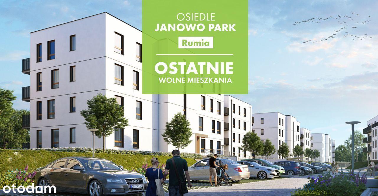 Mieszkanie Janowo Park - Rumia B9M15