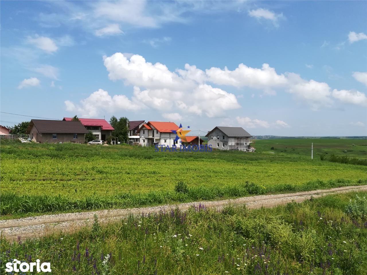 Teren 525 mp, Breazu, ideal pentru constructie casa!