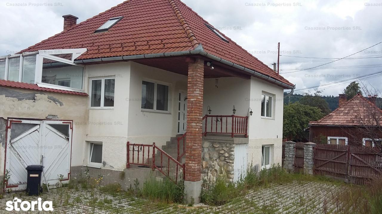 Casa/vila, 100mp utili, Voslobeni, jud Harghita